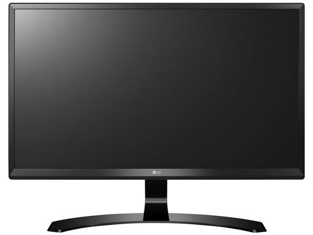 LGエレクトロニクス 液晶モニタ・液晶ディスプレイ 24UD58-B [23.8インチ] [モニタサイズ:23.8インチ モニタタイプ:ワイド 解像度(規格):4K(3840x2160) 入力端子:HDMI2.0x2/DisplayPortx1]