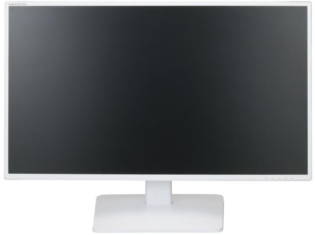 プリンストン 液晶モニタ・液晶ディスプレイ PTFWLT-27W [27インチ ホワイト] [モニタサイズ:27インチ モニタタイプ:ワイド 解像度(規格):フルHD(1920x1080) 入力端子:DVIx1/D-Subx1/HDMIx1] 【】 【人気】 【売れ筋】【価格】【半端ないって】