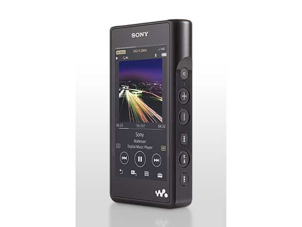 Sony MP3 player NW-WM1A [128GB] [storage medium: flash memory / external  memory memory capacity: 128GB reproduction time: for 33 hours an interface: