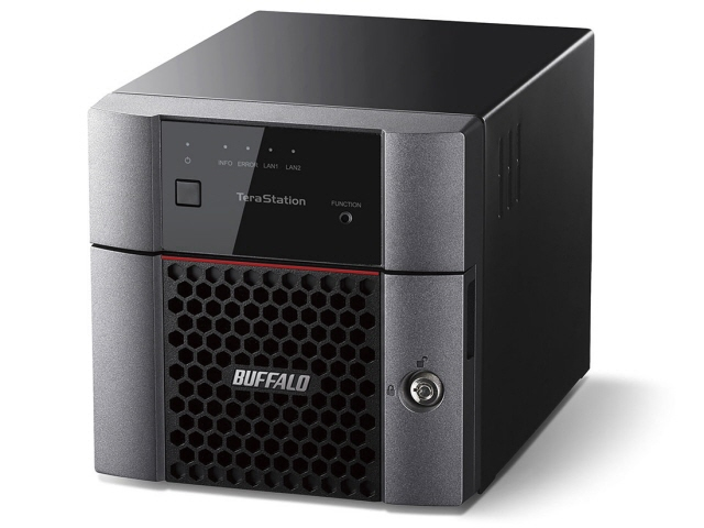バッファロー NAS TeraStation TS3210DN0202 [ドライブベイ数:HDDx2 容量:HDD:2TB] 【】 【人気】 【売れ筋】【価格】【半端ないって】