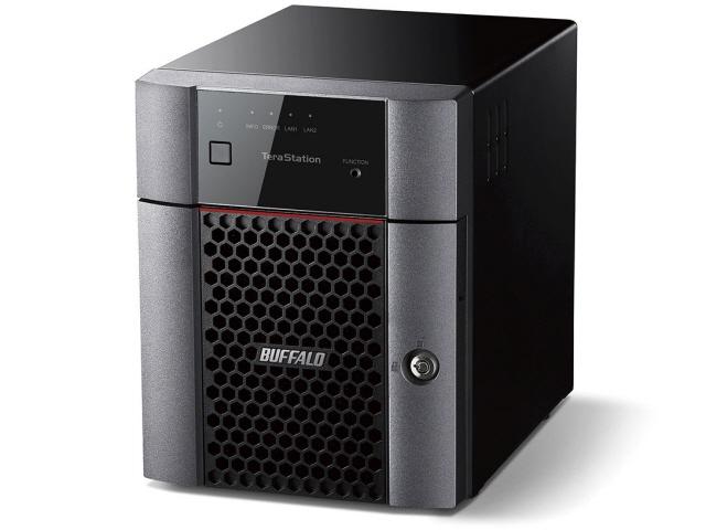 【キャッシュレス 5% 還元】 バッファロー NAS TeraStation TS3410DN1204 [ドライブベイ数:HDDx4 容量:HDD:12TB] 【】 【人気】 【売れ筋】【価格】