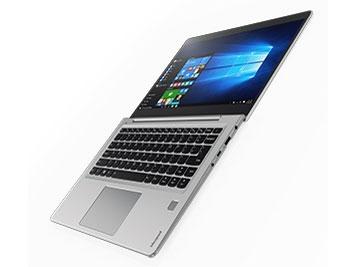 Lenovo ノートパソコン ideapad 710S Plus 80VU0009JP [プラチナシルバー] [液晶サイズ:13.3インチ CPU:Core i3 6100U(Skylake)/2.3GHz/2コア CPUスコア:3602 ストレージ容量:SSD:128GB メモリ容量:4GB OS:Windows 10 Home 64bit]