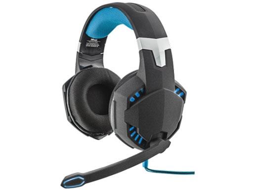 Trust International ヘッドセット Trust Gaming GXT 363 7.1 Bass Vibration Headset 20407 [ヘッドホンタイプ:オーバーヘッド プラグ形状:USB 片耳用/両耳用:両耳用 ケーブル長さ:3m] 【】【人気】【売れ筋】【価格】