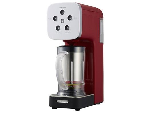 ドウシシャ コーヒーメーカー SOLUNA Quattro Choice QCR-85A-RD [容量:4杯 フィルター:メッシュフィルター コーヒー:○] 【】 【人気】 【売れ筋】【価格】【半端ないって】