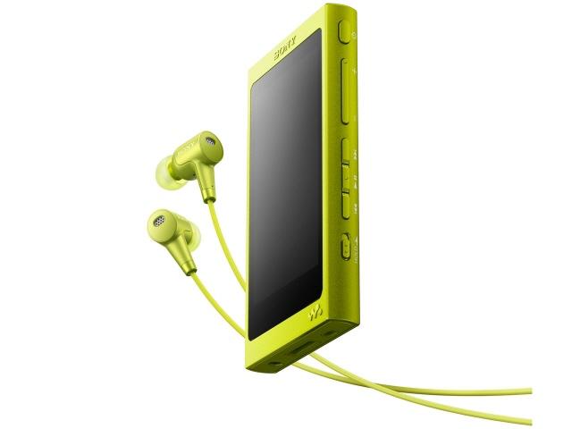 SONY MP3プレーヤー NW-A37HN (Y) [64GB ライムイエロー] [タイプ:カナル型 装着方式:両耳 駆動方式:ダイナミック型 再生周波数帯域:20Hz~20kHz] 【】 【人気】 【売れ筋】【価格】【半端ないって】