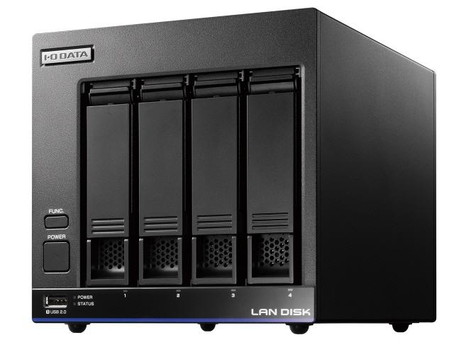【キャッシュレス 5% 還元】 IODATA NAS LAN DISK X HDL4-X8 [ドライブベイ数:HDDx4 容量:HDD:8TB] 【】 【人気】 【売れ筋】【価格】