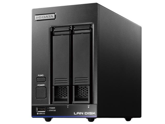 【キャッシュレス 5% 還元】 IODATA NAS LAN DISK X HDL2-X8 [ドライブベイ数:HDDx2 容量:HDD:8TB] 【】 【人気】 【売れ筋】【価格】