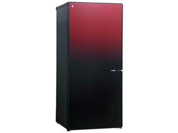 【代引不可】ユーイング 冷凍冷蔵庫 UR-FG110J(R) [ざくろレッド] [ドアの開き方:右開き タイプ:冷凍冷蔵庫 ドア数:2ドア 定格内容積:110L] 【】 【人気】 【売れ筋】【価格】【半端ないって】