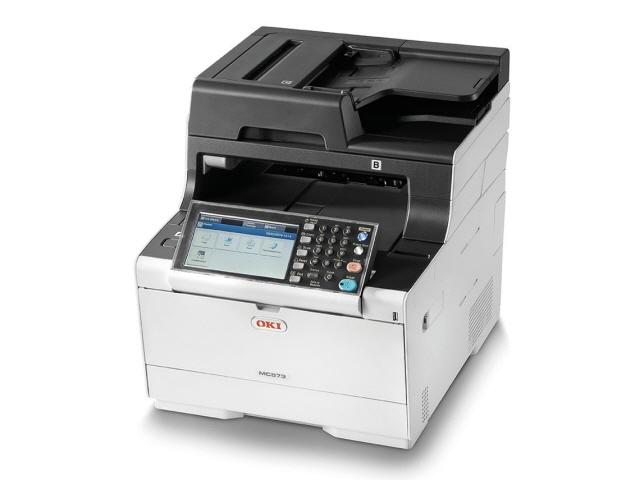 OKI プリンタ COREFIDO3 MC573dnw [タイプ:カラーレーザー 最大用紙サイズ:A4 解像度:1200x1200dpi 機能:FAX/コピー/スキャナ] 【】 【人気】 【売れ筋】【価格】【半端ないって】