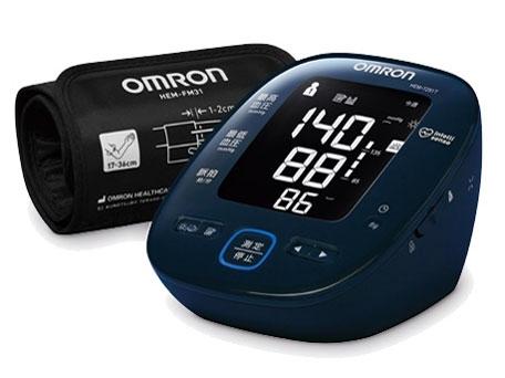 オムロン 血圧計 HEM-7281T [計測方式:上腕式(カフ式) 電源:AC/乾電池 メモリー機能:2人×100回] 【】 【人気】 【売れ筋】【価格】