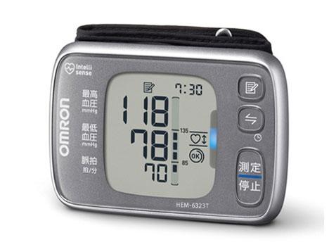 オムロン 血圧計 HEM-6323T [計測方式:手首式 電源:乾電池 メモリー機能:1人×100回] 【】 【人気】 【売れ筋】【価格】