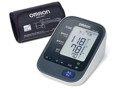 オムロン 血圧計 HEM-7325T [計測方式:上腕式(カフ式) 電源:AC/乾電池 メモリー機能:1人×90回] 【】 【人気】 【売れ筋】【価格】【半端ないって】