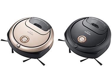 日立吸塵器 minimaru RV DX1 (N) [金] [類型︰ 機器人塵卷︰ 0.25 L]