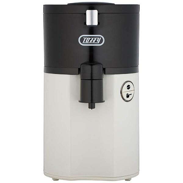 【キャッシュレス 5% 還元】 ラドンナ コーヒーメーカー Toffy K-CM2-AW [ASH WHITE] [容量:1杯 コーヒー:○] 【】 【人気】 【売れ筋】【価格】