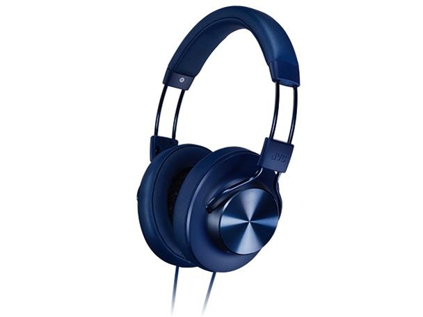 JVC イヤホン・ヘッドホン N_W SOLIDEGE SD7 HA-SD7-A [ブルー] [タイプ:オーバーヘッド 装着方式:両耳 構造:密閉型 駆動方式:ダイナミック型 再生周波数帯域:6Hz~40kHz ハイレゾ:○] 【】 【人気】 【売れ筋】【価格】【半端ないって】