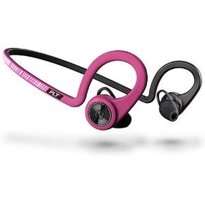 Plantronics ヘッドセット BackBeat FIT [Fit Fuchsia] [タイプ:ネックバンド 装着方式:両耳 再生周波数帯域:50Hz~20kHz] 【】【人気】【売れ筋】【価格】