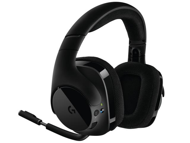 ロジクール ヘッドセット Logicool G533 Wireless DTS 7.1 Surround Gaming Headset [ヘッドホンタイプ:オーバーヘッド 片耳用/両耳用:両耳用] 【エントリーでポイント10倍以上!SS期間中】
