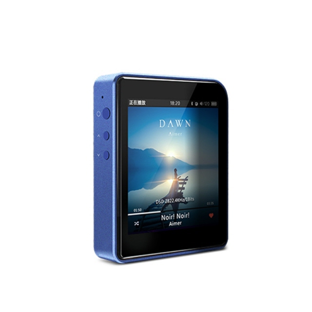 Shanling MP3プレーヤー SHANLING M1 [ブルー] [記憶媒体:外部メモリ 再生時間:10時間 インターフェイス:USB2.0/Bluetooth] 【】 【人気】 【売れ筋】【価格】【半端ないって】