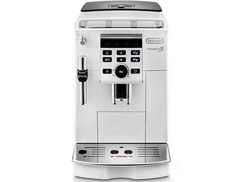 デロンギ コーヒーメーカー マグニフィカS ECAM23120WN [ホワイト] [容量:2杯 コーヒー:○ エスプレッソ:○ カプチーノ:○] 【】 【人気】 【売れ筋】【価格】【半端ないって】