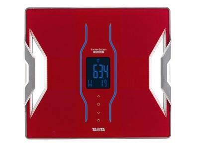 タニタ 体脂肪計・体重計 インナースキャンデュアル RD-906 [レッド] [タイプ:体組成計 測定部位:足裏 サイズ:328x31x298mm 重量:2100g] 【】 【人気】 【売れ筋】【価格】