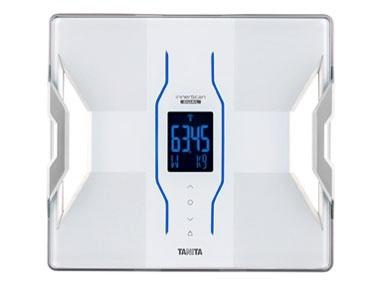 タニタ 体脂肪計・体重計 インナースキャンデュアル RD-907 [ホワイト] [タイプ:体組成計 測定部位:足裏 サイズ:328x32x298mm 重量:2100g] 【】【人気】【売れ筋】【価格】