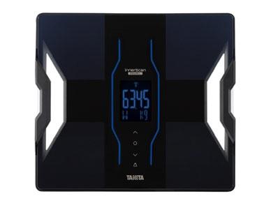 タニタ 体脂肪計・体重計 インナースキャンデュアル RD-907 [ブラック] [タイプ:体組成計 測定方式:両足 サイズ:328x32x298mm 重量:2100g] 【】 【人気】 【売れ筋】【価格】