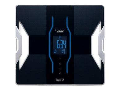 タニタ 体脂肪計・体重計 インナースキャンデュアル RD-906 [ブラック] [タイプ:体組成計 測定部位:足裏 サイズ:328x31x298mm 重量:2100g] 【】【人気】【売れ筋】【価格】