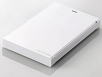 エレコム 外付け ハードディスク ELP-RED010UWH [容量:1TB インターフェース:USB3.0/USB2.0] 【】【人気】【売れ筋】【価格】