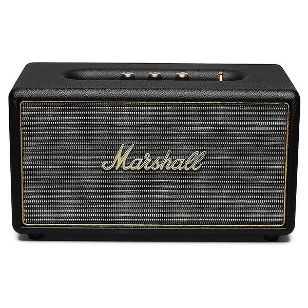 Marshall Bluetoothスピーカー Stanmore [Black] [Bluetooth:○] 【】 【人気】 【売れ筋】【価格】【半端ないって】