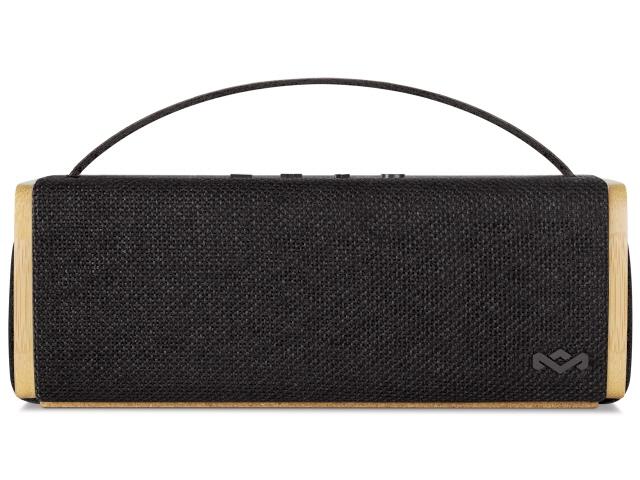 The House of Marley Bluetoothスピーカー EM RIDDIM BT SB [シグネチャーブラック] [Bluetooth:○ 駆動時間:連続再生時間:10時間] 【】 【人気】 【売れ筋】【価格】【半端ないって】