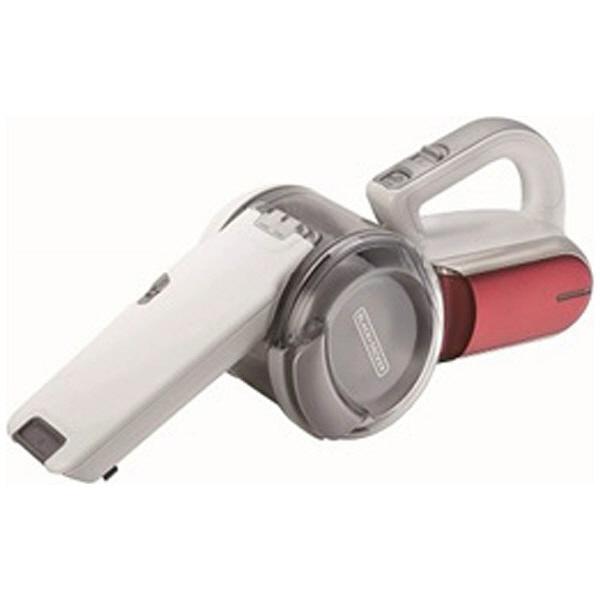 【キャッシュレス 5% 還元】 ブラック&デッカー 掃除機 リチウム ピボット PV1020LR [レッド] [タイプ:ハンディ] 【】 【人気】 【売れ筋】【価格】