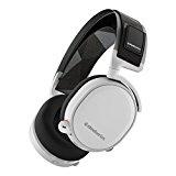 steelseries ヘッドセット SteelSeries ARCTIS 7 [ホワイト] [ヘッドホンタイプ:オーバーヘッド 片耳用/両耳用:両耳用 ケーブル長さ:1.2m] 【】 【人気】 【売れ筋】【価格】【半端ないって】