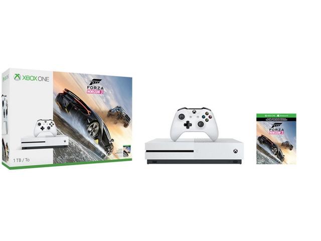 マイクロソフト ゲーム機 Xbox One S 1TB (Forza Horizon 3 同梱版) 【】 【人気】 【売れ筋】【価格】【半端ないって】