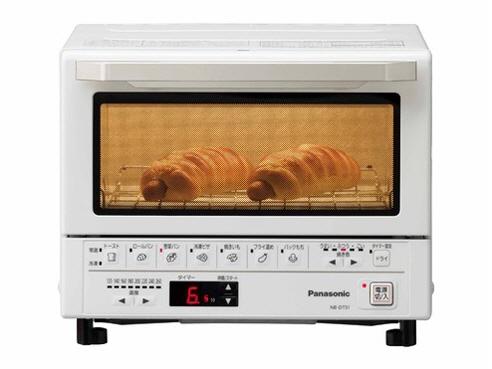 【キャッシュレス 5% 還元】 パナソニック トースター NB-DT51 [タイプ:オーブン 同時トースト数:2枚 消費電力:1300W] 【】 【人気】 【売れ筋】【価格】