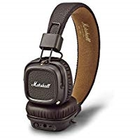 Marshall イヤホン・ヘッドホン MAJOR II BLUETOOTH [Brown] [タイプ:オーバーヘッド 装着方式:両耳 駆動方式:ダイナミック型 再生周波数帯域:10Hz~20kHz] 【】 【人気】 【売れ筋】【価格】【半端ないって】