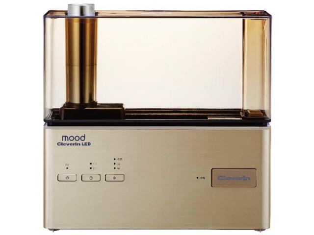 ドウシシャ 加湿器 mood DUSK-116CL-GD [ゴールド] [加湿タイプ:超音波式 設置タイプ:据え置き タンク容量:3L] 【】 【人気】 【売れ筋】【価格】