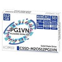 CFD SSD CSSD-M2O512PG1VN [容量:512GB 規格サイズ:M.2 (Type2280) インターフェイス:PCI-Express タイプ:3D NAND] 【】【人気】【売れ筋】【価格】