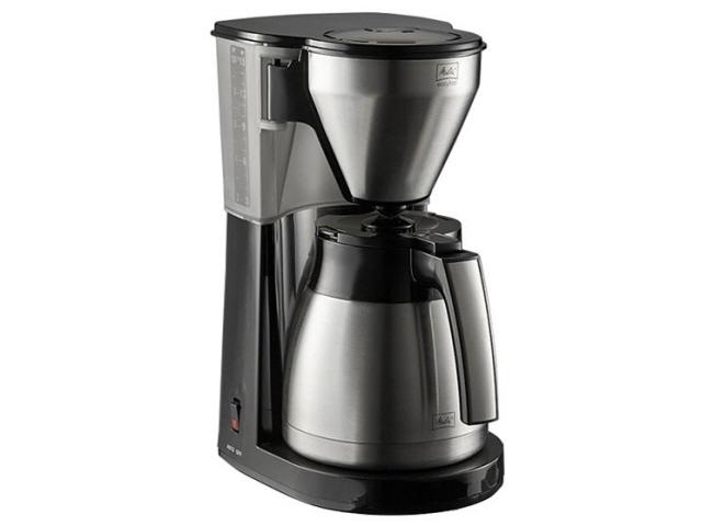 【キャッシュレス 5% 還元】 メリタ コーヒーメーカー イージートップサーモ LKT-1001 [容量:10杯 フィルター:紙フィルター コーヒー:○] 【】 【人気】 【売れ筋】【価格】