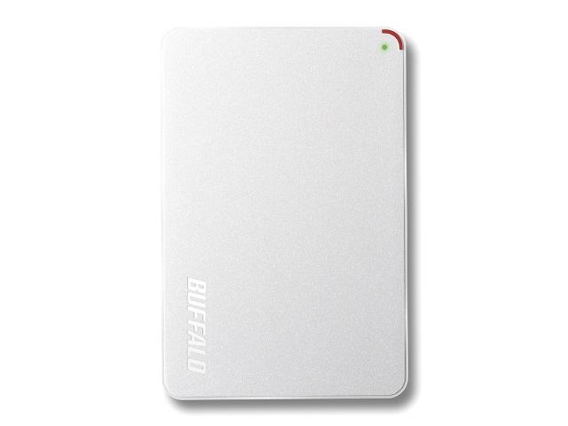 バッファロー 外付け ハードディスク MiniStation HD-PCF500U3-WE [ホワイト] [容量:500GB インターフェース:USB3.1] 【】 【人気】 【売れ筋】【価格】【半端ないって】