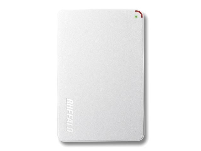 バッファロー 外付け ハードディスク MiniStation HD-PCF1.0U3-BWE [ホワイト] [容量:1TB インターフェース:USB3.1] 【】 【人気】 【売れ筋】【価格】【半端ないって】
