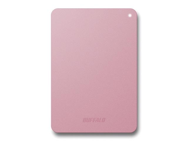 バッファロー 外付け ハードディスク MiniStation HD-PNF1.0U3-BPE [ピンク] [容量:1TB インターフェース:USB3.1] 【】 【人気】 【売れ筋】【価格】【半端ないって】