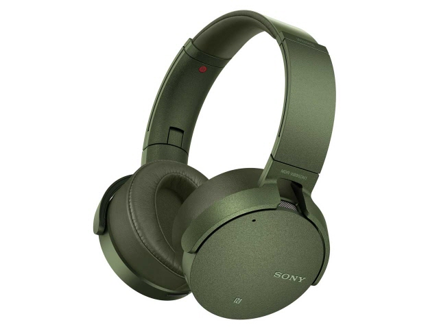 SONY イヤホン・ヘッドホン MDR-XB950N1 (G) [グリーン] [タイプ:オーバーヘッド 装着方式:両耳 構造:密閉型 駆動方式:ダイナミック型 再生周波数帯域:20Hz~20kHz] 【】 【人気】 【売れ筋】【価格】【半端ないって】
