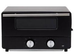 イーバランス トースター ROOMMATE スチームトースター EB-RM2H-BK [ピュアブラック] [タイプ:オーブン] 【】 【人気】 【売れ筋】【価格】【半端ないって】