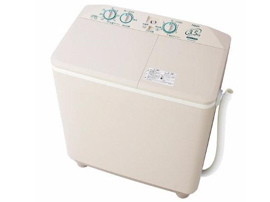 【代引不可】AQUA 洗濯機 AQW-N351 [洗濯機スタイル:2槽式洗濯機 洗濯容量:3.5kg] 【】 【人気】 【売れ筋】【価格】【半端ないって】