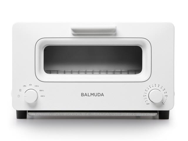 バルミューダ トースター The Toaster K01E-WS [ホワイト] [タイプ:オーブン] 【】 【人気】 【売れ筋】【価格】【半端ないって】