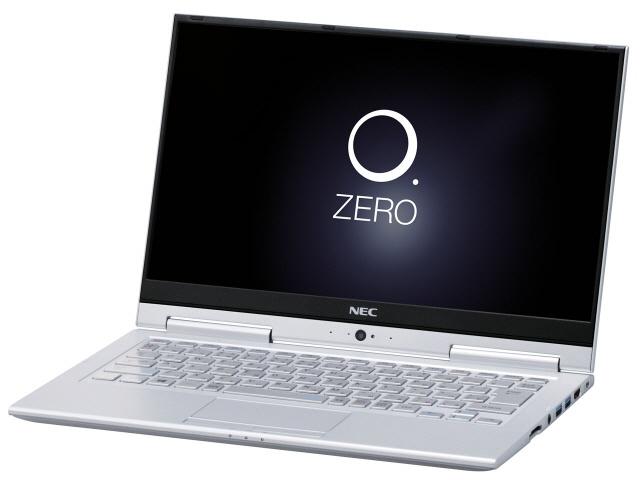 【キャッシュレス 5% 還元】 NEC ノートパソコン LAVIE Hybrid ZERO HZ550/GAS PC-HZ550GAS [ムーンシルバー] 【】 【人気】 【売れ筋】【価格】
