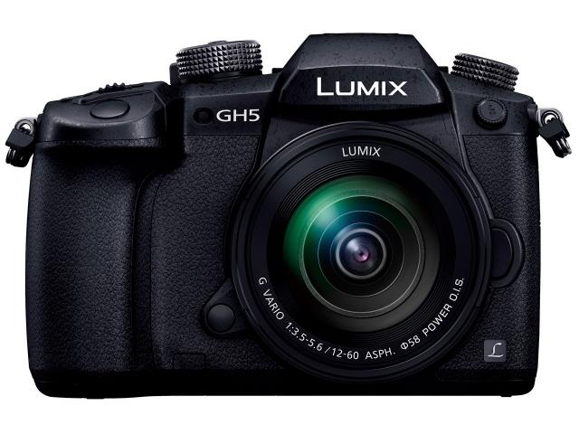 テレビで話題 奉呈 4K 60p動画対応ミラーレス一眼 標準ズームレンズ付属 パナソニック デジタル一眼カメラ LUMIX 標準ズームレンズキット 売れ筋 DC-GH5M 人気 価格