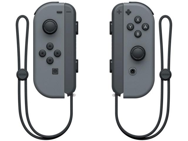 任天堂 ゲーム周辺機器 Joy-Con (L)/(R) HAC-A-JAAAA [グレー/グレー] [対応機種:Nintendo Switch タイプ:ゲームパッド] 【】 【人気】 【売れ筋】【価格】【半端ないって】
