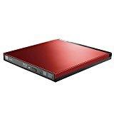 ロジテック ブルーレイドライブ LBD-PUD6U3LRD [レッド] [接続インターフェース:USB3.0 設置方式:外付け] 【】【人気】【売れ筋】【価格】