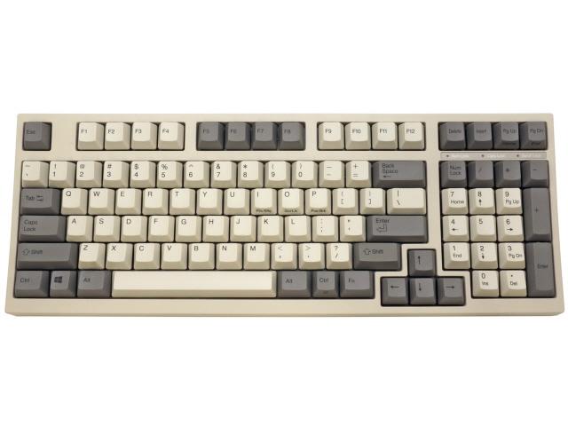 【キャッシュレス 5% 還元】 LEOPOLD キーボード FC980C/EW [白] [キーレイアウト:英語98 キースイッチ:静電容量無接点方式 インターフェイス:USB] 【】 【人気】 【売れ筋】【価格】